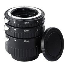 Meike N-AF1-B Auto Focus Macro Extension Tube Set Ring for Nikon D7100 D7000 D5100 D5300 D3100 D800 D600 D300s D300 D90 D80