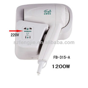 multifunctional hair dryer with advanced heater