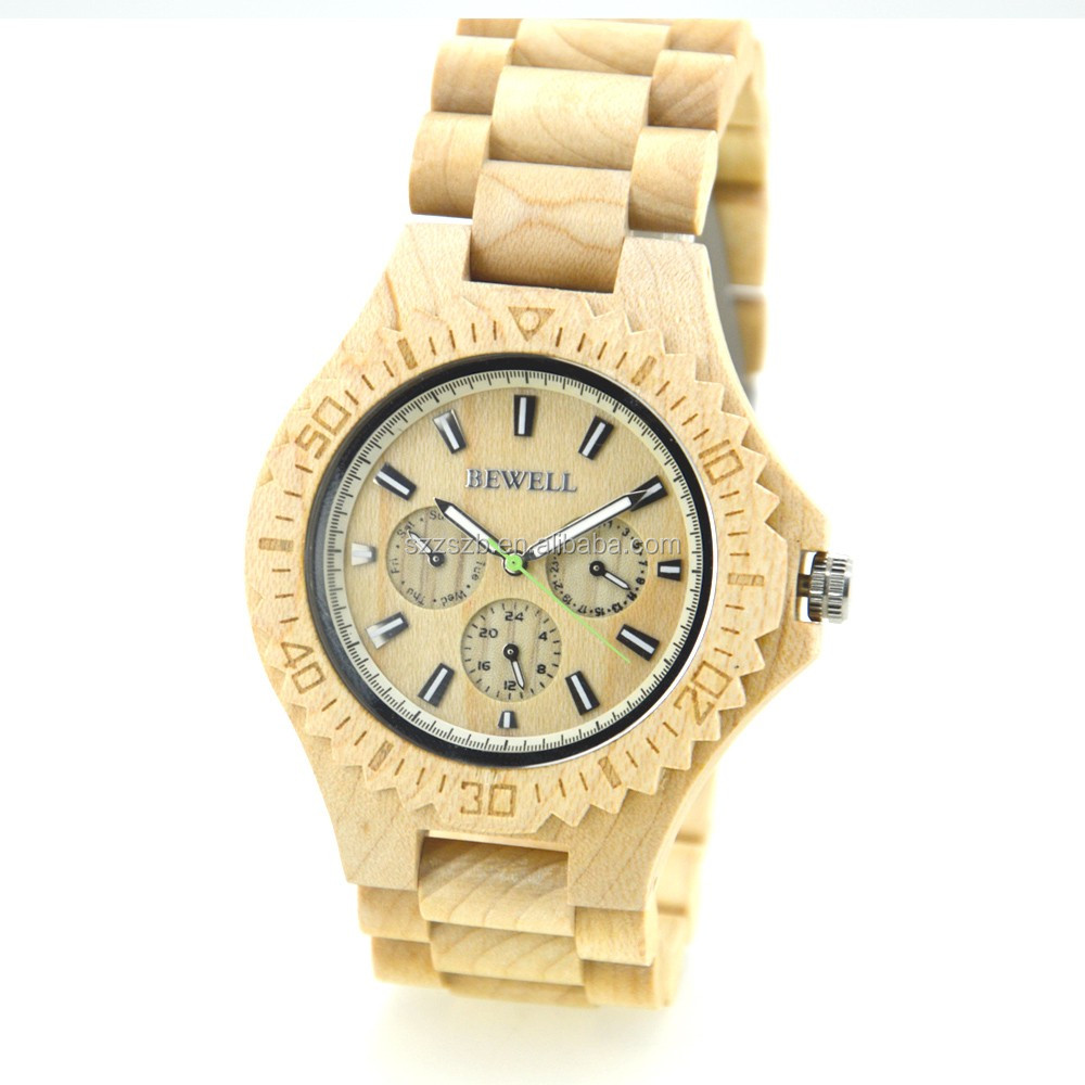 Automatic Wood Watch In Allibaba.com