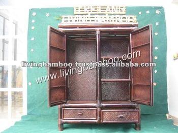 Etonnant Bamboo Corner Cabinet