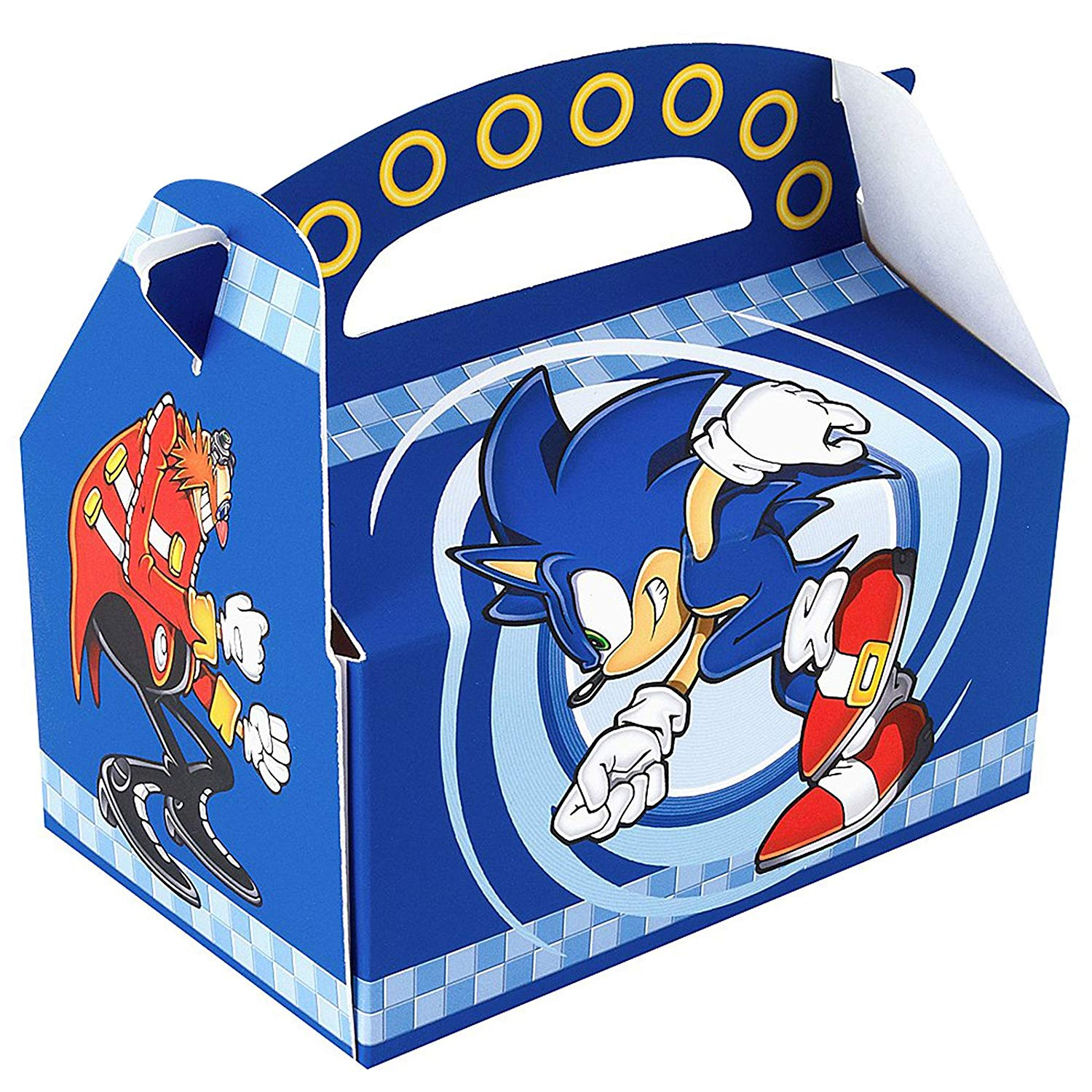Buy Sonic The Hedgehog Birthday Party Supplies 12 Pack Favor Box In Cheap Price On Alibaba Com