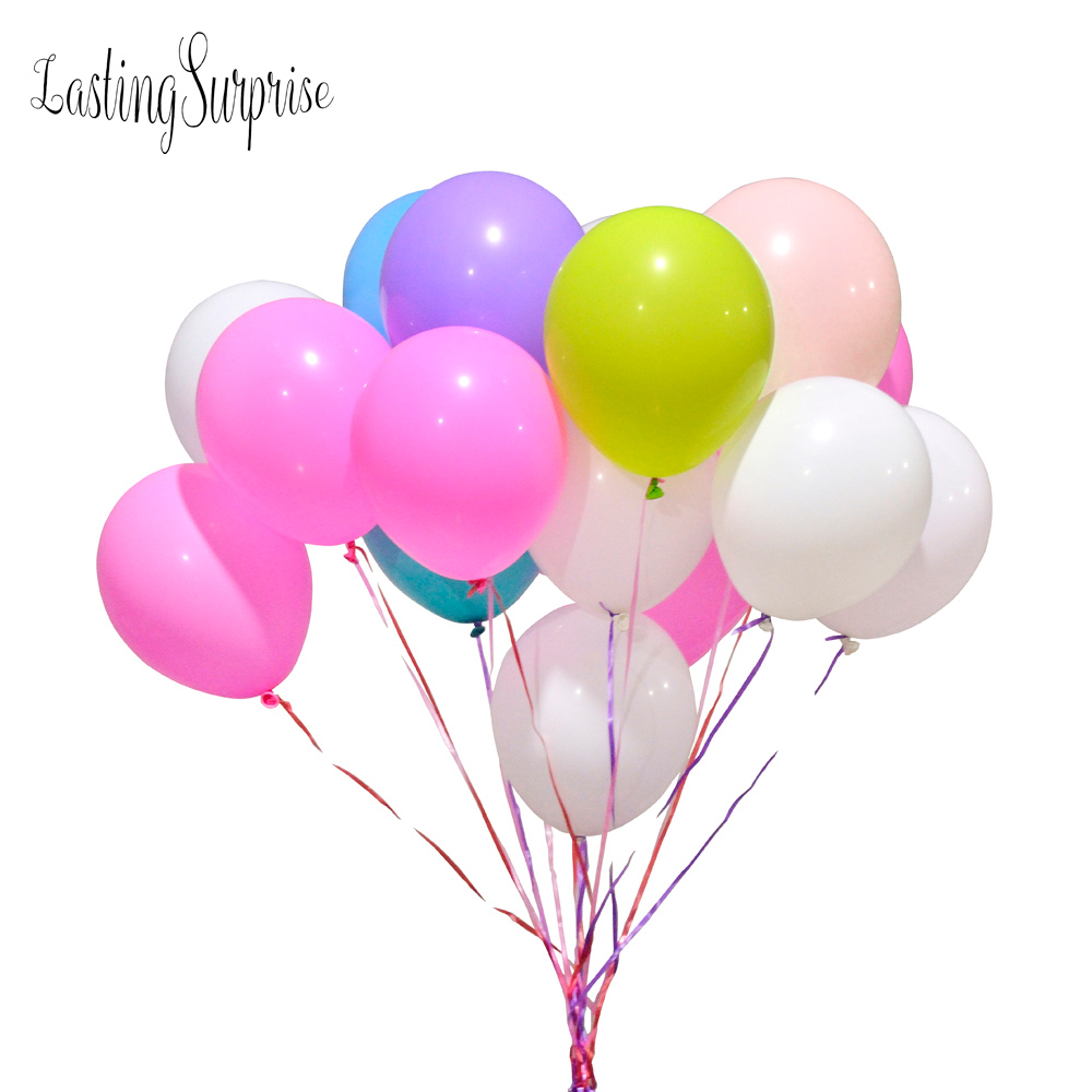 Wedding Decorations And Balloons