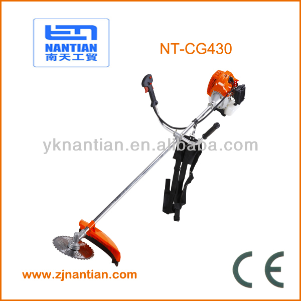 NTCG430 43cc gasoline Brush cutter Mitsubish Garden edging machine
