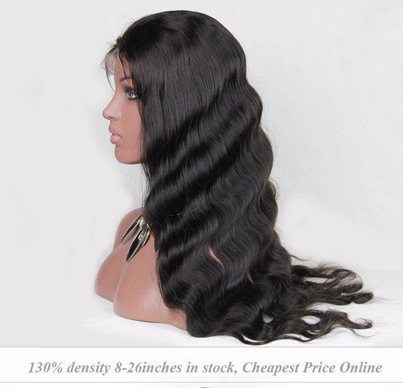 Real hand made full lace human hair wig virgin brazilian hair wholesale no tangle no shedding 9A grade фото