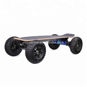 Wholesale 4 wheel long board boosted dual 4000w electric skateboard