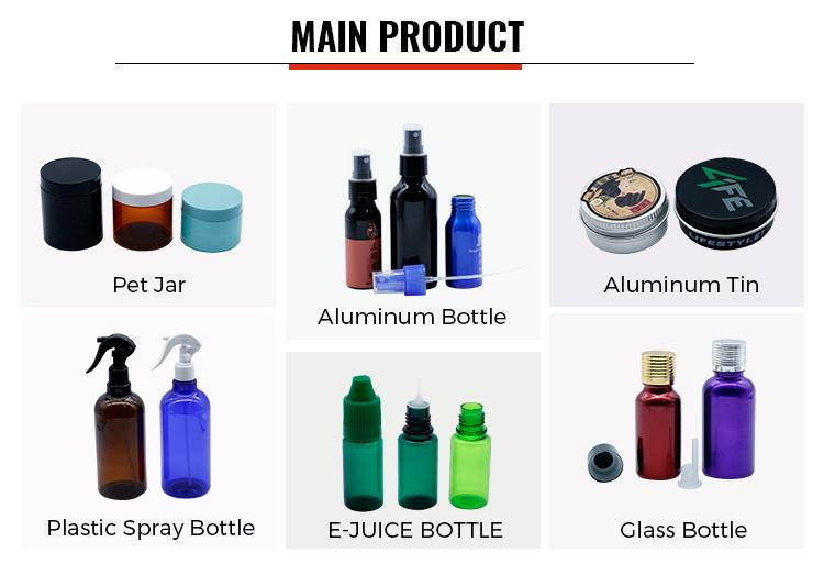 2018 nuovo stile uso chimica spray bottiglie di plastica 500 ml con tappo di plastica di innesco