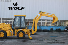 WOLF New brand 4WD Backhoe Loader WZ30-25 Backhoe