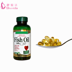 Bulk EPA vitamin d omega 3 fish oil softgel capsules
