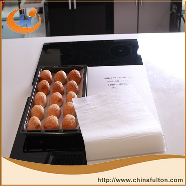 New products baking paper greaseproof parchment paper roll bulk