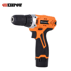 KINPOW 10.8V/12V Lithium ion Cordless screwdriver drill driver power tools drill