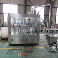XGF14-12-5mineral water/ pure water filling machine 3 in 1