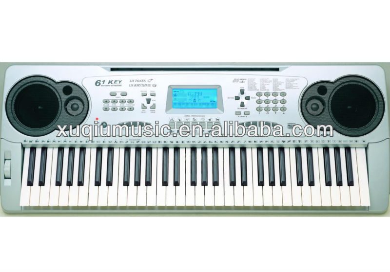 3001 MIDI OUT Capability Electronic Keyboard