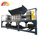 Industrial paper shredder machine/document shredder/pvc pipe crusher plastic recycle machine