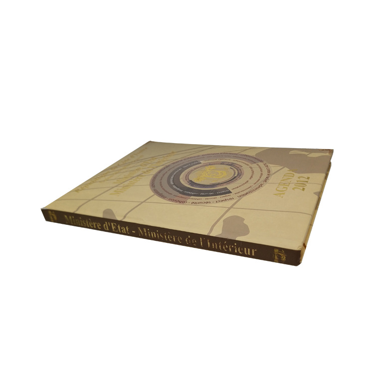 High Quality Custom Full Color Cheap Hardcover Cardboard Book Printing Service