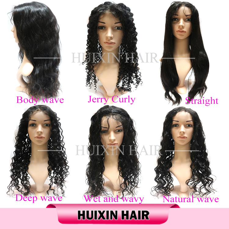 Top Quality Expensive Human Hair Wigs Factory Wholesale Different