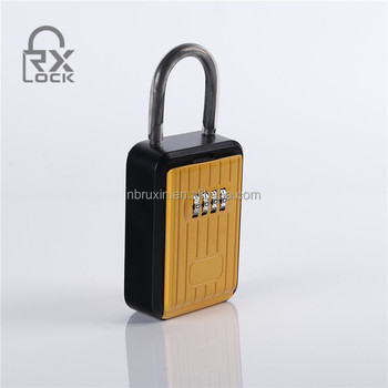 Outside Key Safe storage lock box