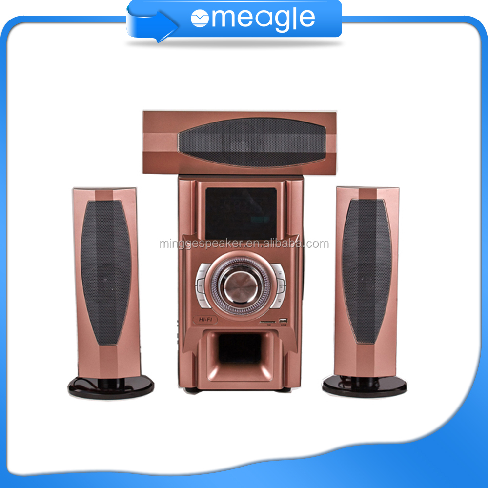 High quality hot sell home theatre speaker parts