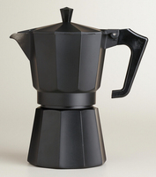 Aluminium Espresso Coffee Pot