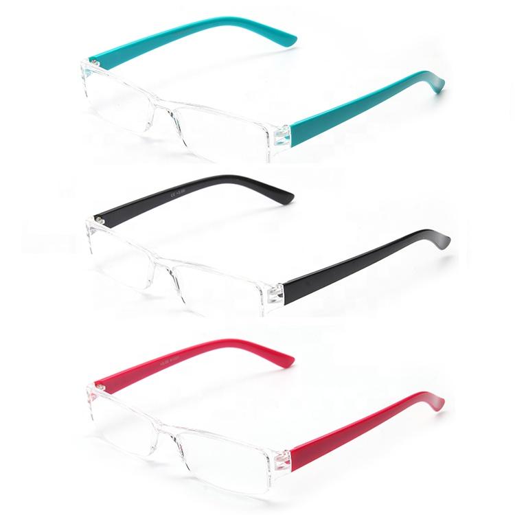 Designer Wholesale Unisex 3 Pack Women Men Light Frame PC Reading Glasses +1.0,+1.5,+2.0,+2.5,+3.0,+3.5 фото