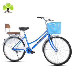Export Singapore Wholesale Cheap Adult Big Wheel Bicycle For Ladies,lady city bike from china factory