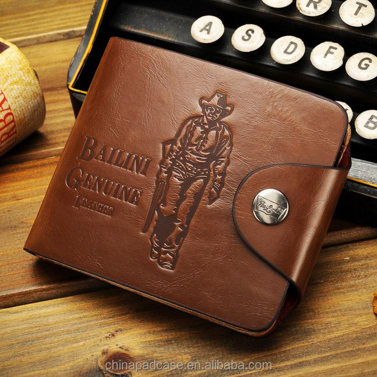 Bailini Cowboy Wallet Very Retro Style
