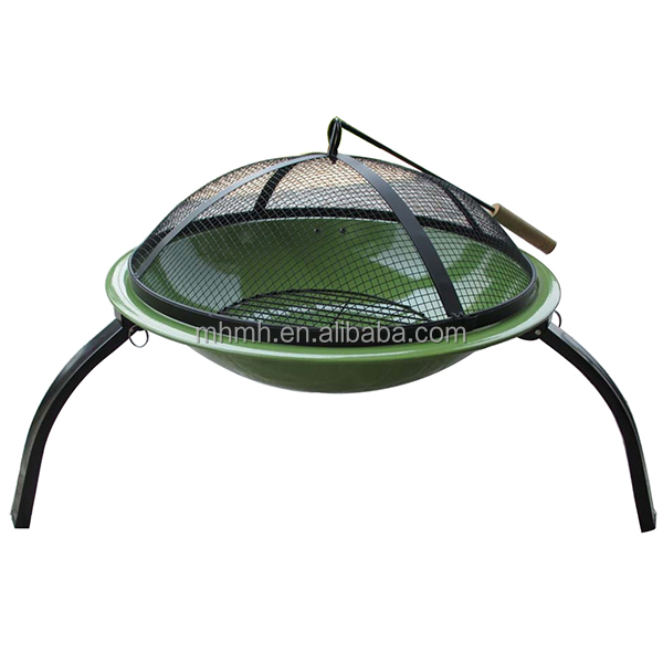 Round Outdoor Firepits