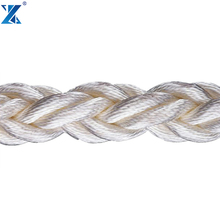 Ordinary fiber has the strongest strength 8-strand nylon mooring tail with canvas