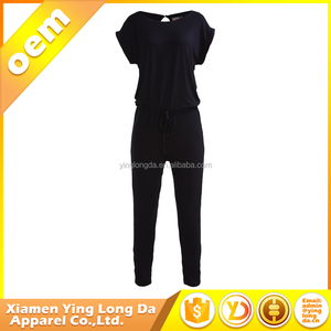 Durable hotsell jogging jumpsuit