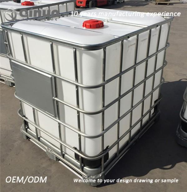 330 Gallon Hdpe Ibc Chemical Storage Tanks - Buy 275 ...