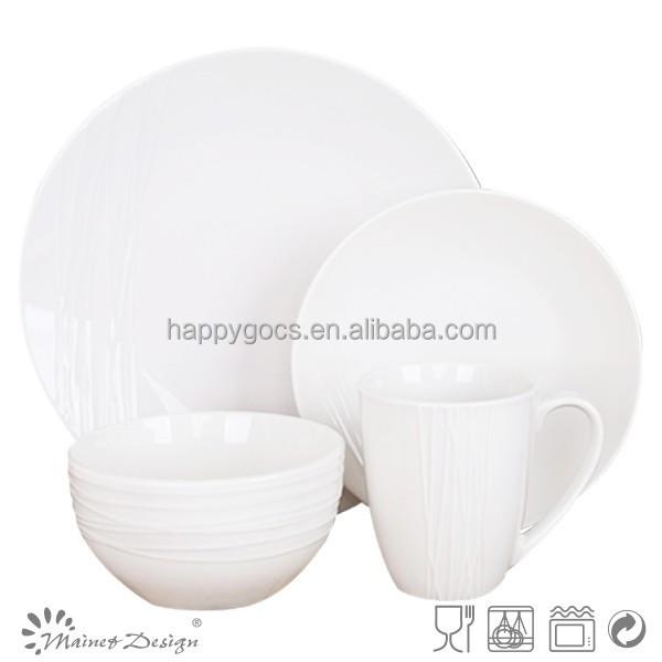 Nouveau produit 2015 relief portugais porcelaine ensemble for Fournisseur de vaisselle pour restaurant