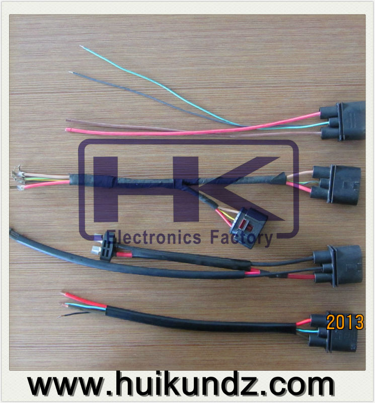 Wiring Harness for automobile cooling fan