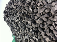 China supplier 30-50mm coke breeze / nut coke specification low ash 12% max export to Pakistan