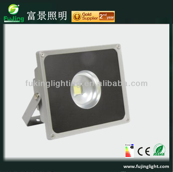 Outdoor Die-casted Aluminum 50W LED Floodlight With Epistar Chip