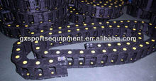 Top class Nylon cable drag chain for Machine tool