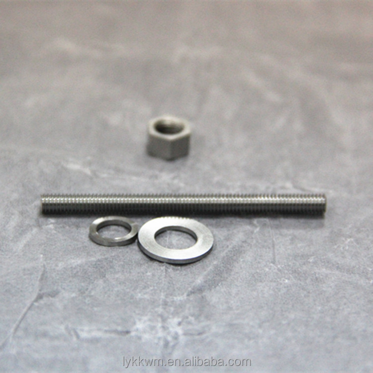Tungsten Carbide Bar Stock : Gangxin yg karbür çubuk stok topraklı çimentolu