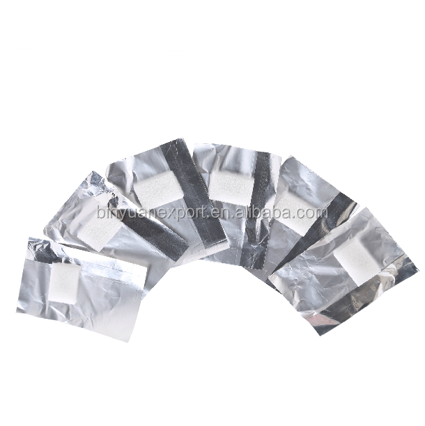 BIN UV gel polish remover Foil Wraps with Cotton