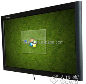 The first manufacturer of 75 '' inch IR Touch TV in the world/4k 75'' TOUCH MONITOR