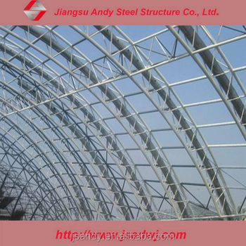 Curved roof truss buy curved roof truss roofing steel for Buy trusses