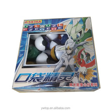 New Cartoon Pokemon ball 36pcs/Lot Small mega Monsters Pokeball Model Toy Boy Girl Fun Gift