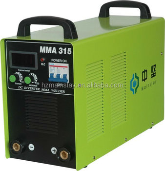 MMA315 Engine Driven Steel Plate Arc Welder Suppliers