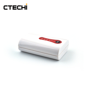 CTECHI rechargeable 7.4V 2600mAh heated clothing lithium battery