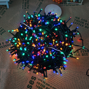 200l multiple color led christmas lights wholesaleled light lightstring light