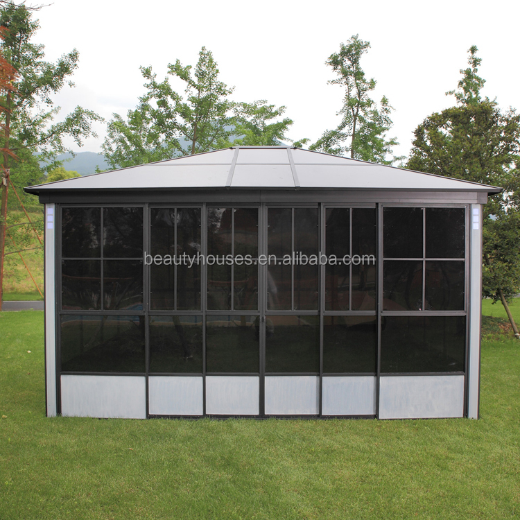 All Season Solarium Screen Room Gazebo Penguin with PC Board