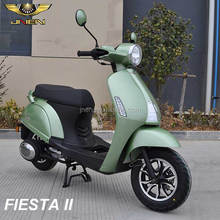 FIESTA2 50CC Mopeds-49cc JNEN 2016 Vintage Vespa Retro Scooter for Sale Woman Gas Scooter With EEC DOT Fly Shark