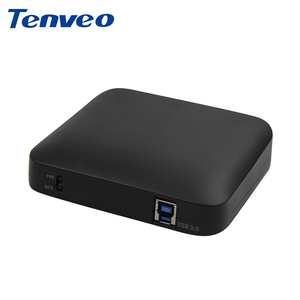 Tenveo USB 3.0 1080P Video Audio Capture Device Video Collection Box Compatible With Wiindows