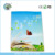 Best quality diy Christmas greeting card music greeting card in stock