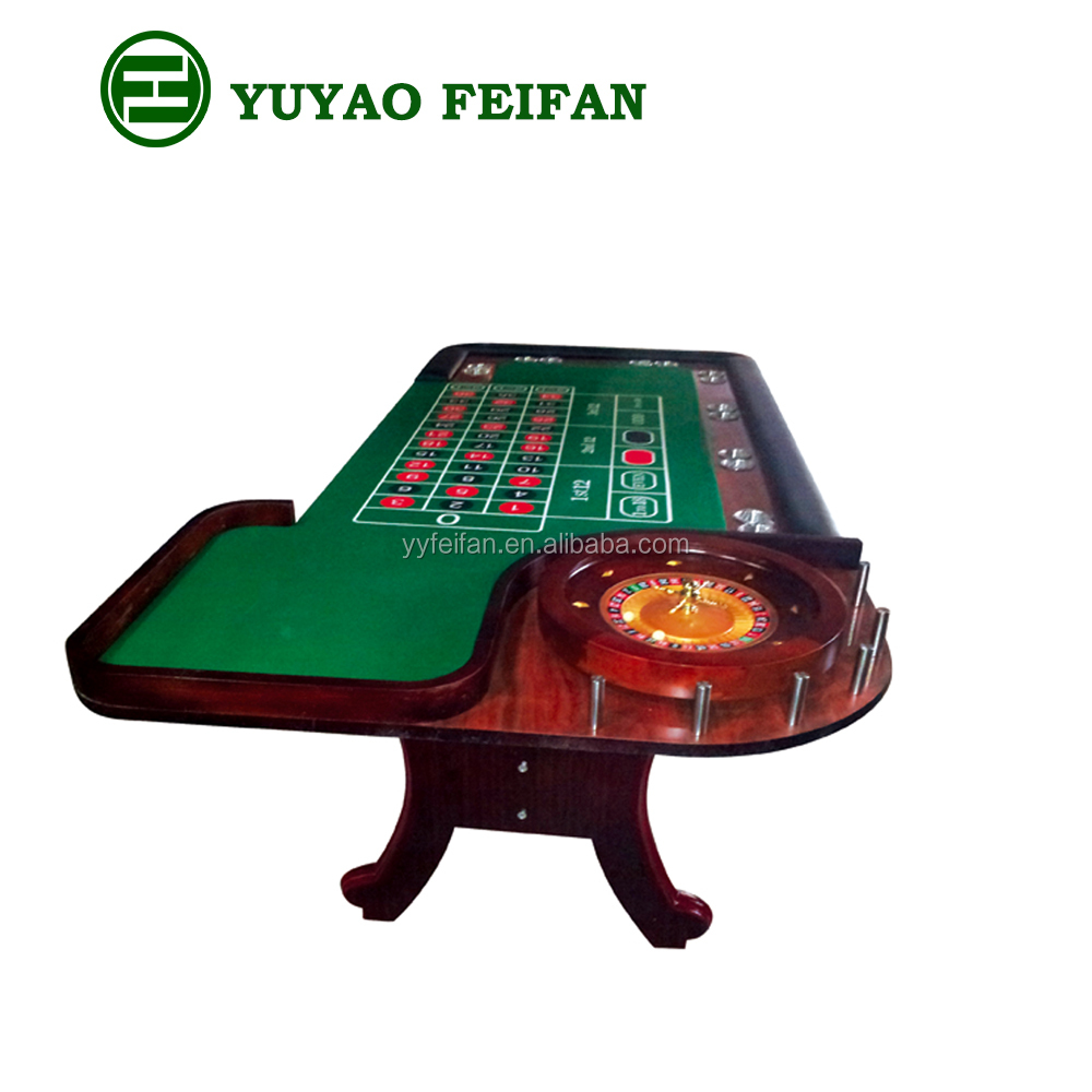 High quality casino poker table with roulette,roulette table