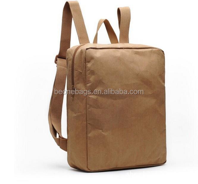 Brown Tyvek Backpack Eco-friendly Laptop Tyvek Backpack - Buy ... f9f9007e08