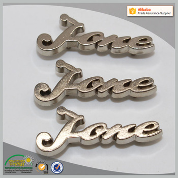 decorative small metal letters for bags buy metal letters for jewelrymetal letters for leathersmall metal letters for bags product on alibabacom