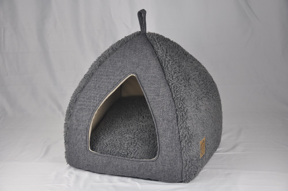 Made In China Luxury Pet Cat Igloo Bed